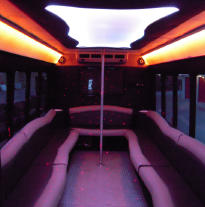 Book a Party Bus with Limos of Austin