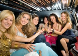 Limos of Austin party limousines