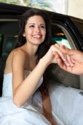 The best wedding limousine service in Austin